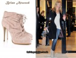 In Cameron Diaz' Closet - Brian Atwood Miri Ankle Boots