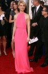 Claire Danes In Calvin Klein - 2011 Golden Globe Awards
