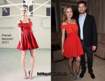"Diane Kruger In Preen - ""I Am Love"" Reception"