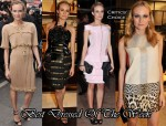 Best Dressed Of The Week - Leighton Meester In Michael Kors and Diane Kruger