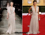 Eva Longoria In Georges Hobeika Couture - 2011 SAG Awards