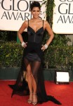 Halle Berry In Nina Ricci – 2011 Golden Globe Awards