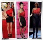 Who Wore Prabal Gurung Better? Hilary Rhoda, Chanel Iman & Iman