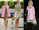 Holly Madison In Louis Vuitton - PIX11 Morning News