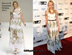 Kate Bosworth In Dolce & Gabbana - 2011 Creative Coalition Spotlight Initiative Awards