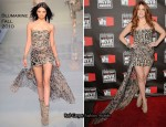 Khloe Kardashian In Blumarine - 2011 Critics' Choice Awards