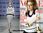 Kristen Stewart For Vogue US February 2011