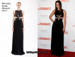 "Leighton Meester In Michael Kors - ""The Roommate"" LA Premiere"
