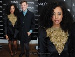 Corinne Bailey Rae In Alexander McQueen - InStyle Best of British Talent BAFTA Party