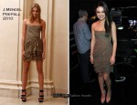Milan Kunis In J. Mendel - 2011 People's Choice Awards