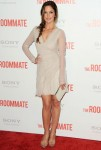 "Minka Kelly In J. Mendel - ""The Roommate"" LA Premiere"