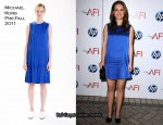 Natalie Portman In Michael Kors - 2011 AFI Awards