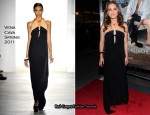 "Natalie Portman In Vena Cava - ""No Strings Attached"" LA Premiere"