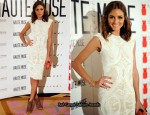 Olivia Palermo In Alexander McQueen - HauteMuse Magazine and Matchesfashion.com Event