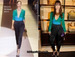 Olivia Wilde In Gucci - Gucci Rue Royale Reopening Party