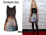 "Rosamund Pike In Christopher Kane – ""Barney's Version"" New York Premiere"
