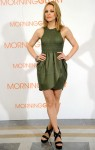"Rachel McAdams In Geren Ford – ""Morning Glory"" Madrid Photocall"