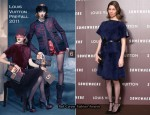 "Sofia Coppola In Louis Vuitton - ""Somewhere"" Preview And Press Conference"