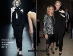 "Tilda Swinton In Haider Ackermann – ""I Am Love"" Reception"