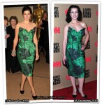 Who Wore Vivienne Westwood Better? Marisa Tomei or Debi Mazar