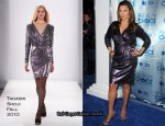 Vanessa Williams In Tadashi Shoji - 2011 People's Choice Awards