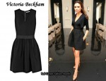 In Victoria Beckham's Closet - Victoria Beckham Bell Dress