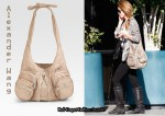 In Audrina Patridge's Closet - Alexander Wang Donna Leather Hobo