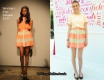 Whitney Port In Whitney Eve - Special K 'What Will You Gain When Your Lose' Event