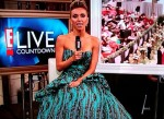 Giuliana Rancic In Christian Siriano - 2011 Oscars