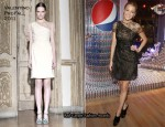 Blake Lively In Valentino - Simon Doonan Fashion Inspired Installation Unveiling At The Diet Pepsi Style Studio