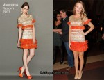 Blake Lively In Marchesa - Marchesa Dinner Party