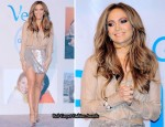 Jennifer Lopez In Haute Hippie - Venus Goddess Razors Global Ambassador Unveiling