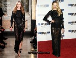 "Teresa Palmer In Emilio Pucci - ""I Am Number Four"" LA Premiere"
