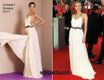 Diane Kruger In Vionnet - 61st Berlin International Film Festival Closing Ceremony