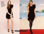 "Jennifer Aniston In Nina Ricci – ""Just Go With It"" Berlin Premiere"