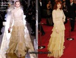 Florence Welch In Valentino Couture - 2011 Oscars
