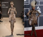 Nicki Minaj In Givenchy Couture - 2011 Grammy Awards