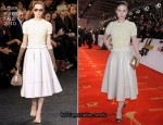 Nora von Waldstaetten In Louis Vuitton - 46th Golden Camera Awards
