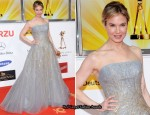 Renee Zellweger In Carolina Herrera - 46th Golden Camera Awards