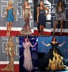 Who Was Your Best Dressed At The 2011 Grammy Awards?