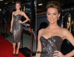 "Amber Heard In Donna Karan - ""Drive Angry 3D"" LA Premiere"