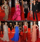 Who Was Your Best Dressed At The 2011 BAFTA Awards?