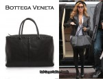 In Beyonce Knowles' Closet - Bottega Veneta Brick Bag