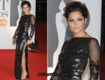 Cheryl Cole In Stella McCartney - 2011 Brit Awards
