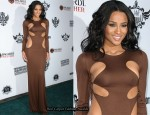 Ciara In Emilio Pucci - Black-Eyed Peas 7th Annual Peapod Benefit Concert