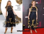 Diane Kruger In Chanel - 2011 Cesar Film Awards