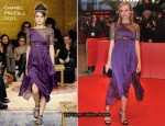 "Diane Kruger In Chanel - ""Unknown"" Berlin Film Festival Premiere"