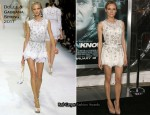 "Diane Kruger In Dolce & Gabbana @ The ""Unknown"" LA Premiere & Azzaro @ The Gotham Magazine Party"