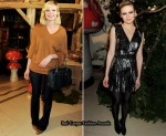 Kirsten Dunst In Mulberry – Mulberry Fall 2011 Presentation and After-Party