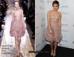 Emma Watson In Valentino - Soho House Grey Goose After Party